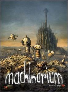 Capa do jogo Machinarium