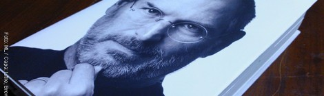 Livro Steve Jobs by Walter Isaacson